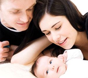 Nacimiento de un bebe con malfomaciones