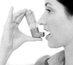 Variantes genéticas del asma