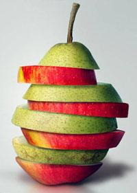 Genes responsables de los cuerpos con forma de pera o manzana