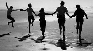 Los genes influyen a la hora de hacer amigos