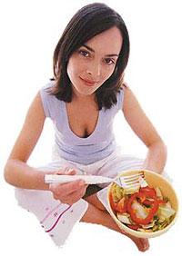 Alimentos que retrasan el apetito para controlar el peso