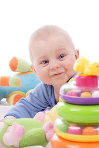 Los bebés deben practicar ejercicio para evitar la obesidad