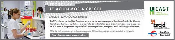 cheque tecnologico Ibercaja