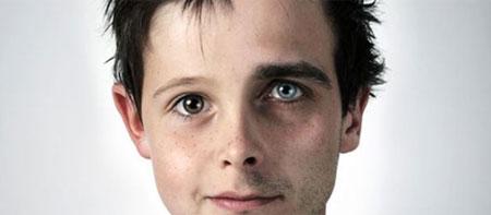 Retrato de la genética, lazos sanguíneos a través del «Photoshop»