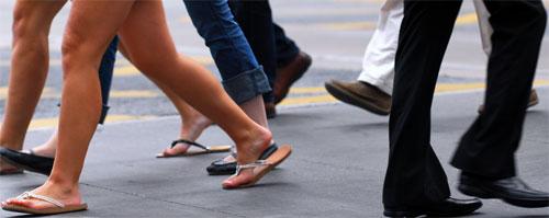 Demencia o  infarto cerebral: ¿a que velocidad caminas?