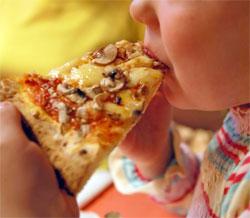 Cuida la dieta infantil para prevenir el colesterol alto