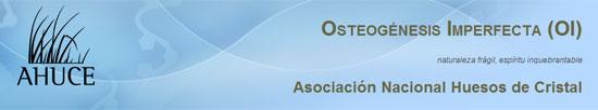 Congreso AHUCE de Osteogénesis Imperfecta (OI)