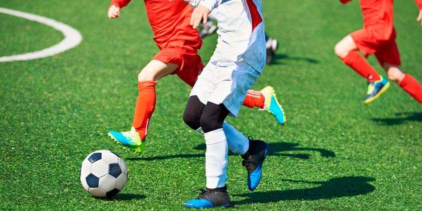 El deporte infantil y la salud
