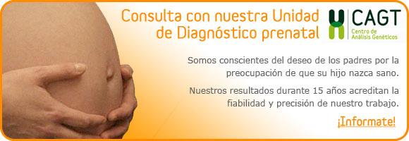 Nuevo test cribado prenatal No invasivo