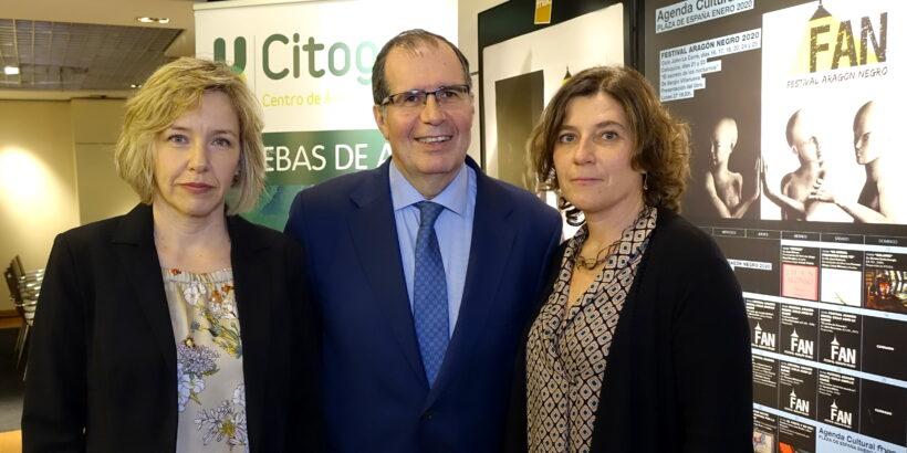 CITOGEN participa en el Festival Aragón Negro 2020
